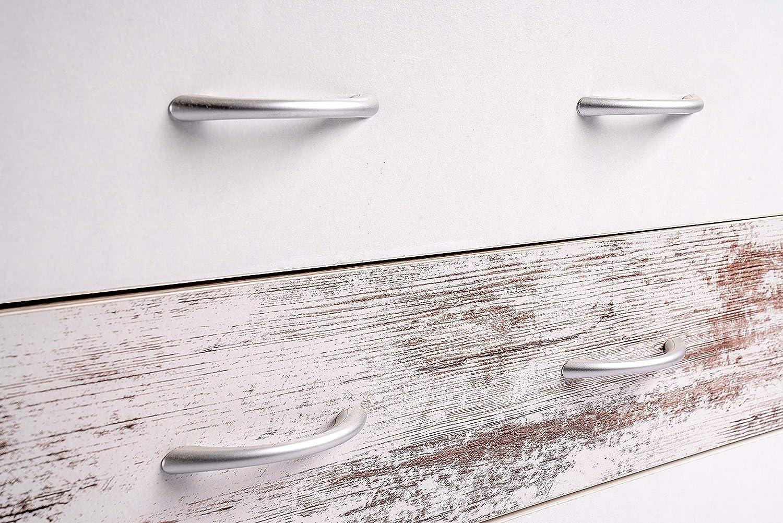 Letto E Cassettiera : Enrico coveri contemporary mobile cassettiera con 4 cassetti in
