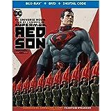 Superman: Red Son (BIL/Blu-ray/DVD/Digital)