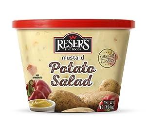 Reser's, Mustard Potato Salad, 16 oz