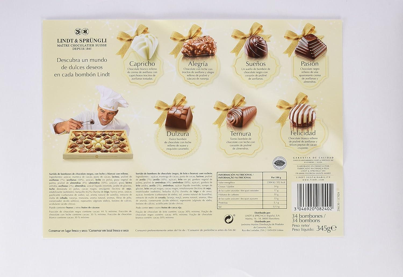 Lindt Dulces Deseos Bombones - 345 g: Amazon.es: Amazon Pantry