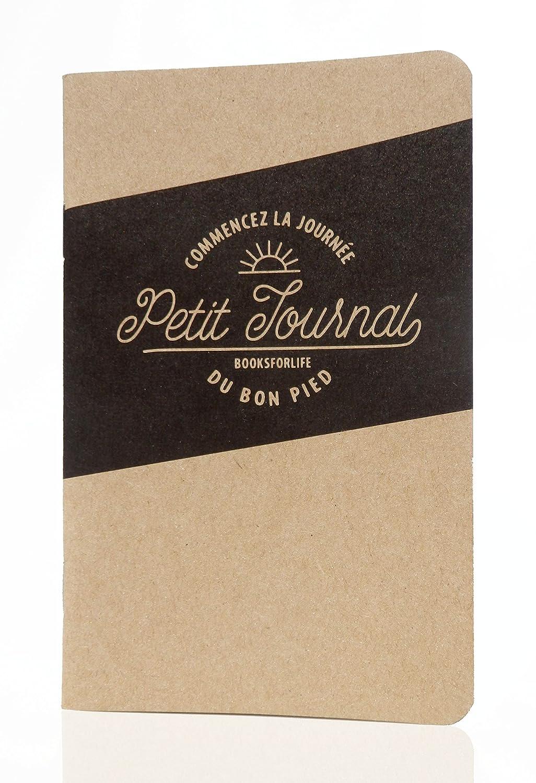 Petit journal–Diario della gratitudine in 5minuti al giorno, prodotto in Francia Booksforlife