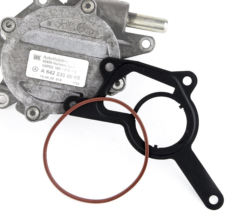 RKX 3.0L 2006 + Vacuum pump Re-seal Rebuild kit compatible with Dodge / Mercedes Freightliner Sprinter