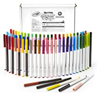 . 80 Count SuperTips Markers