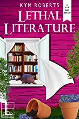 Lethal Literature (A Book Barn Mystery 4) Kindle Edition