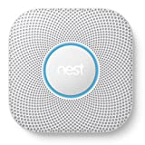 Nest Protect 2nd Generation Smoke + Carbon Monoxide Alarm (Wired)