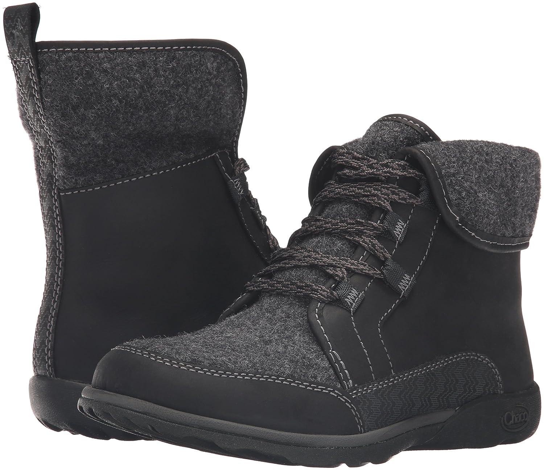 Chaco Women's Barbary Boot B017HHL0SY 6.5 M US|Black