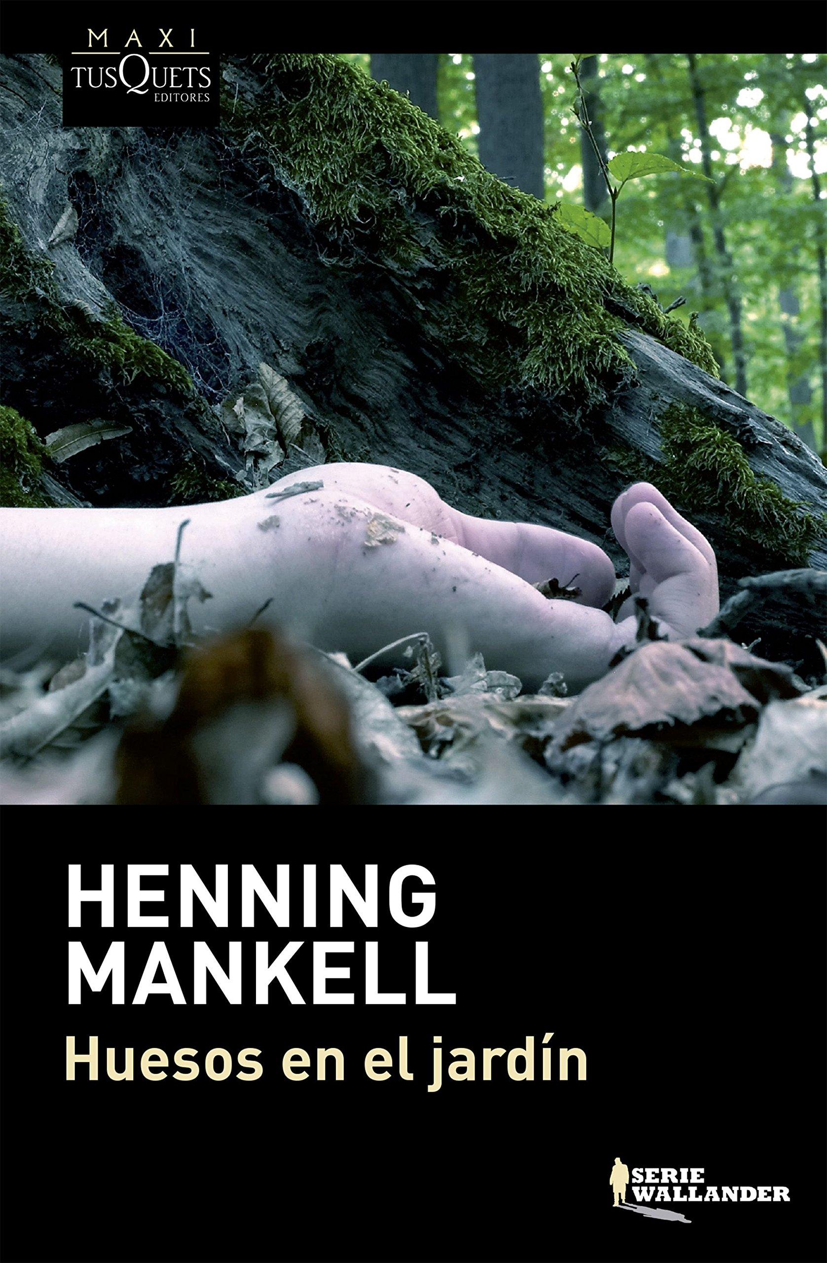 Huesos en el jardín (MAXI): Amazon.es: Mankell, Henning, Montes Cano, Carmen: Libros