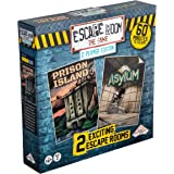 Identity Games Escape Room The Game: 2 Player Edition, Grey