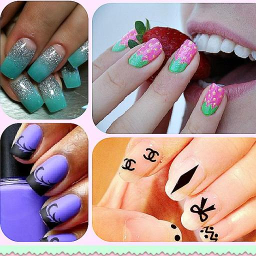 NAIL ART DESIGNS - Summer Set Mall
