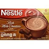 Nestle Hot Cocoa Mix Rich Milk Chocolate Hot Cocoa Mix, 4.27 Ounce