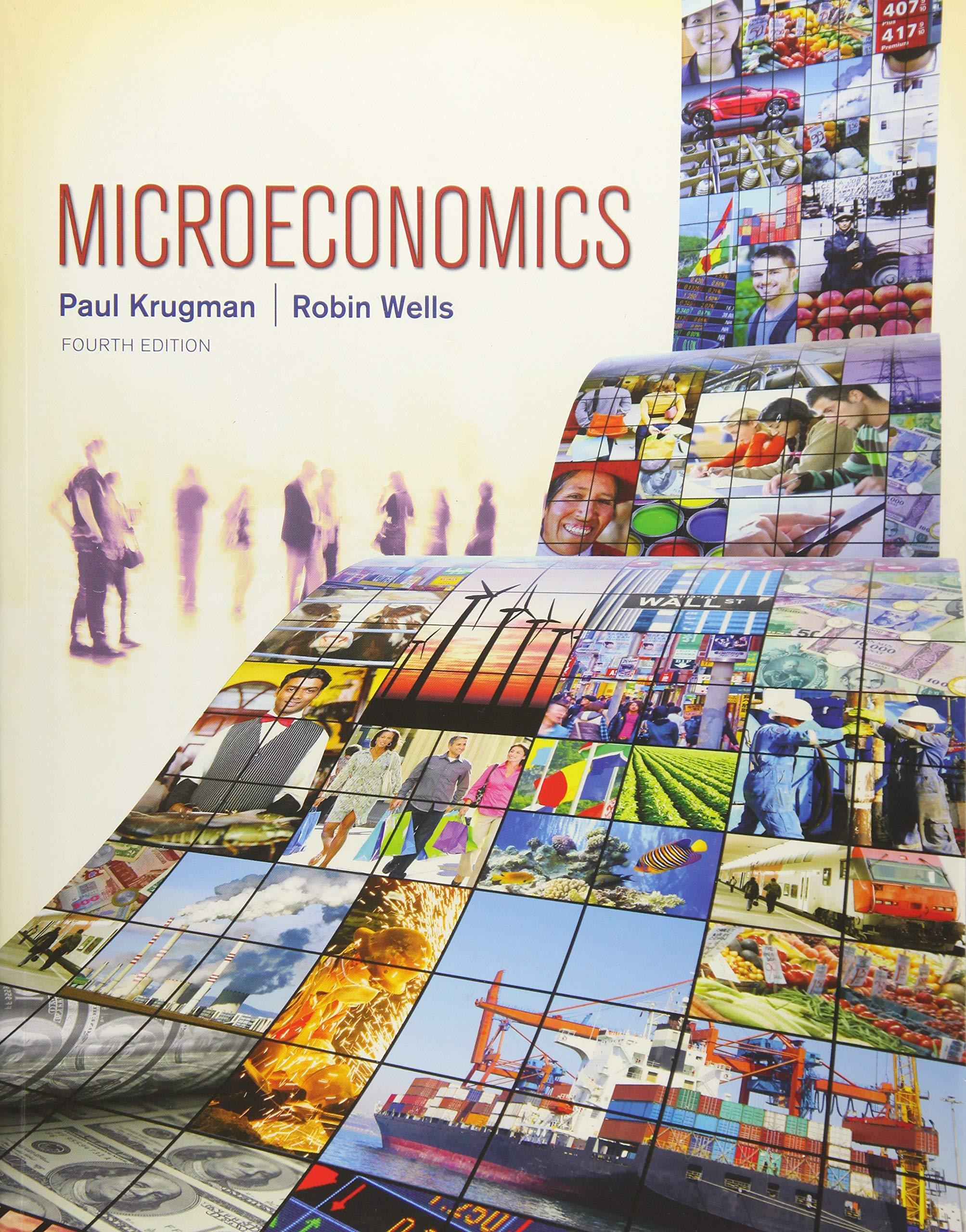 microeconomics 4th edition krugman