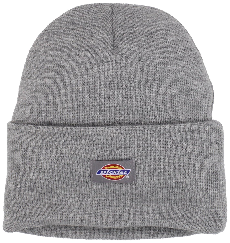 Dickies Men s 14 Inch Cuffed Knit Beanie Hat f7635517840