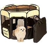 Amazon.com: PetsHome Mochila porta perros, porta mascotas ...