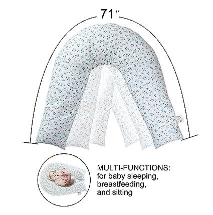 Amazon.com: Cojín de lactancia MAMA recién nacido ...