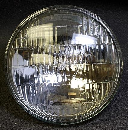 amazon com wagner 4420 5 3 4 sealed beam headlight 1946 1958 rh amazon com Chopper Headlight Bulb Wiring-Diagram Chopper Headlight Bulb Wiring-Diagram