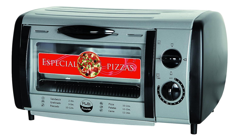 Orbegozo HO 950 A Mini horno- tostador multifunción, 1000 W, 12 ...