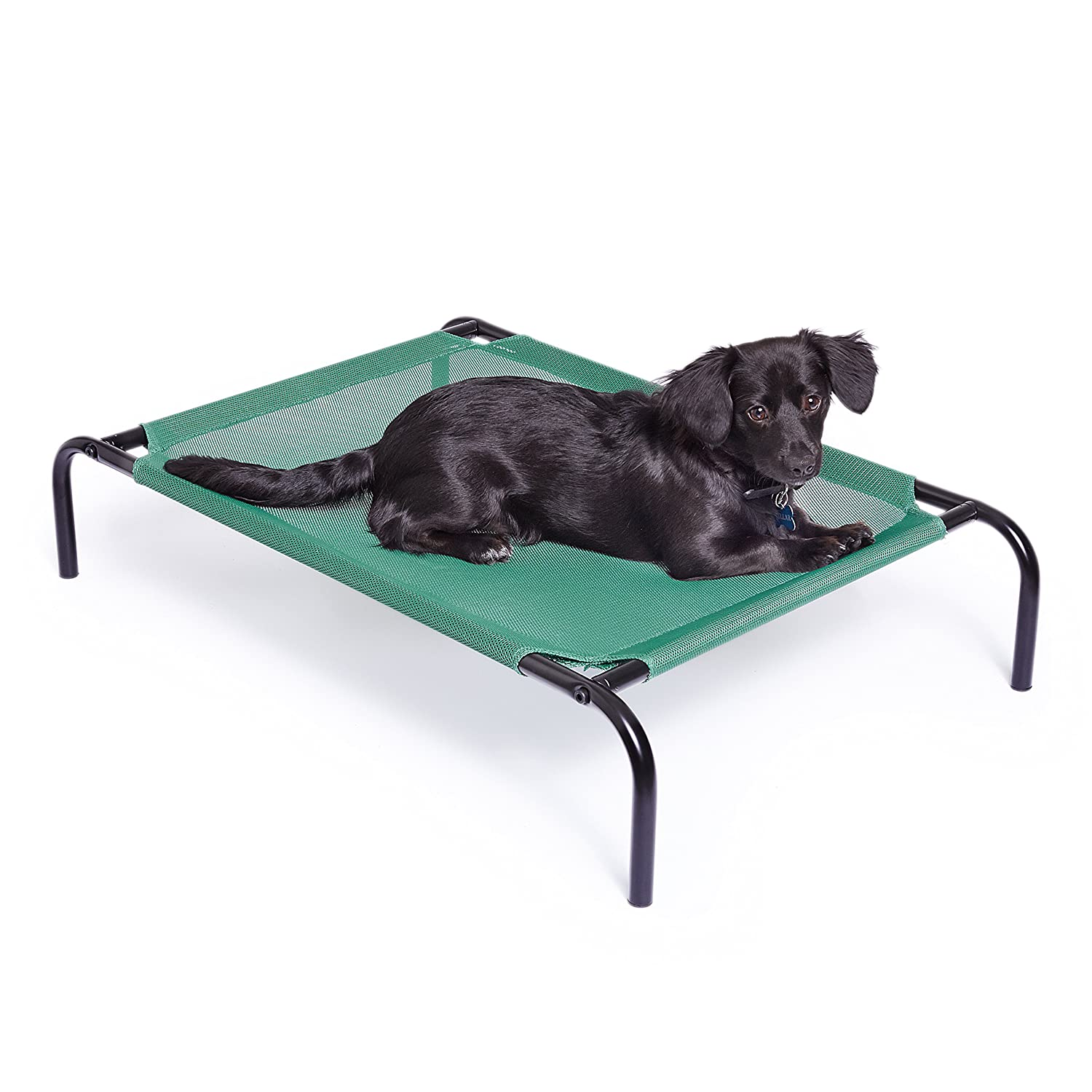 AmazonBasics Elevated Cooling Pet Cot