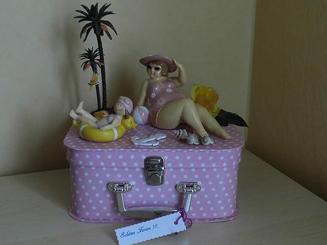 Geldgeschenk Koffer Geburtstag Urlaub Kur Erholung Amazon De Handmade
