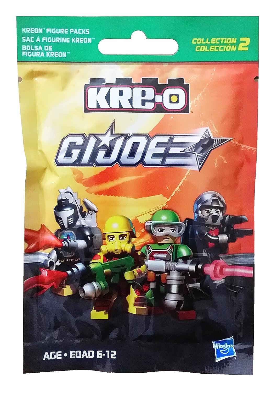 Amazon.com: Kre-O G.I. Joe Kreon 3 Pack Bundle includes ...