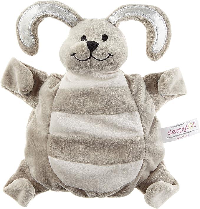 Fox Sleepytot Baby Comforter Toy Dummy Soother Holder Orange NEW DESIGN UK