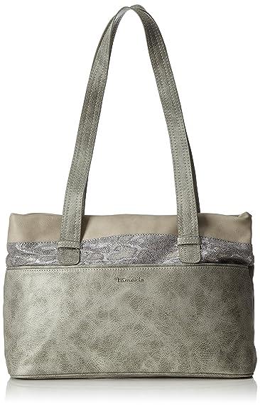 Damen Twiggy Shoulder Bag Schultertasche, Rosa, One Size Tamaris