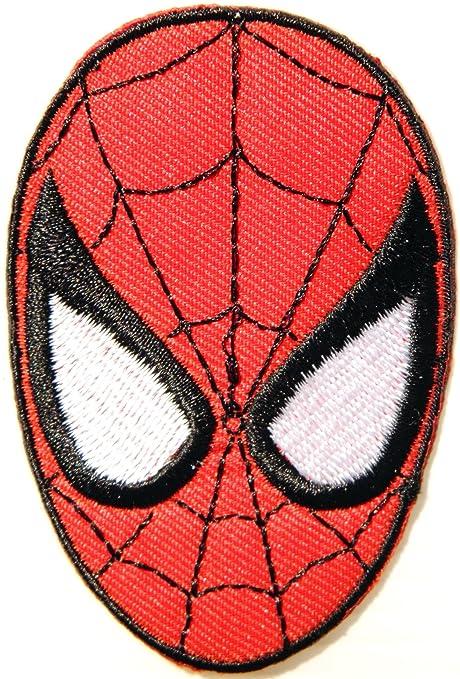 Araña de Spiderman Web superheroe película Logo niño Marvel Comics ...