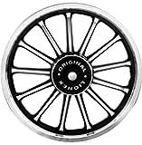Lionex 18-inch Silver Alloy Wheel (Set of 2)