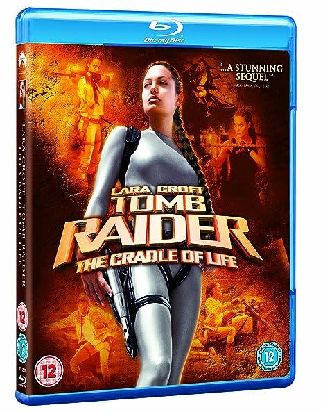 Amazon Com Tomb Raider 2 Blu Ray Ciaran Hinds Gerard Butler Chris Barrie Angelina Jolie Noah Taylor Jan De