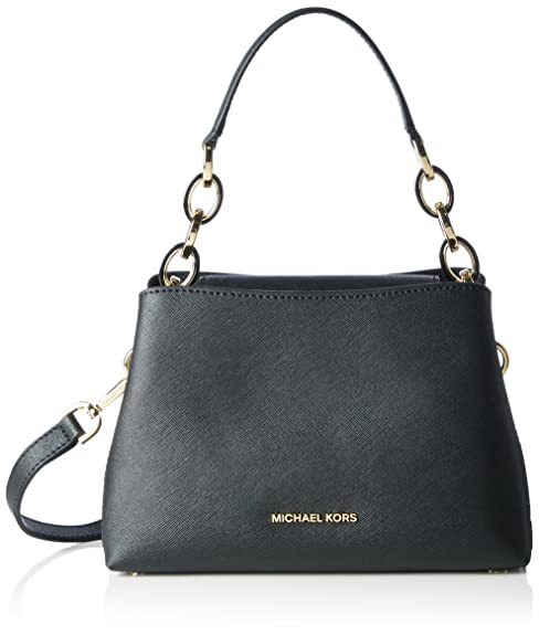 Buy MICHAEL MICHAEL KORS Portia small saffiano leather