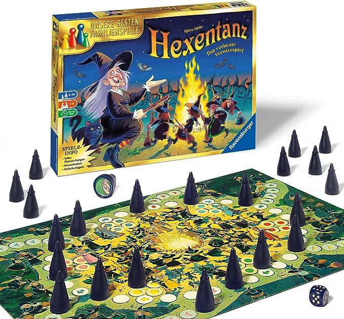 Ravensburger 264254 Niños Juego de rol - Juego de Tablero (Juego de rol, Niños, 30 min, 45 min, Niño/niña, 8 año(s)): Hölle, Björn: Amazon.es: Juguetes y juegos