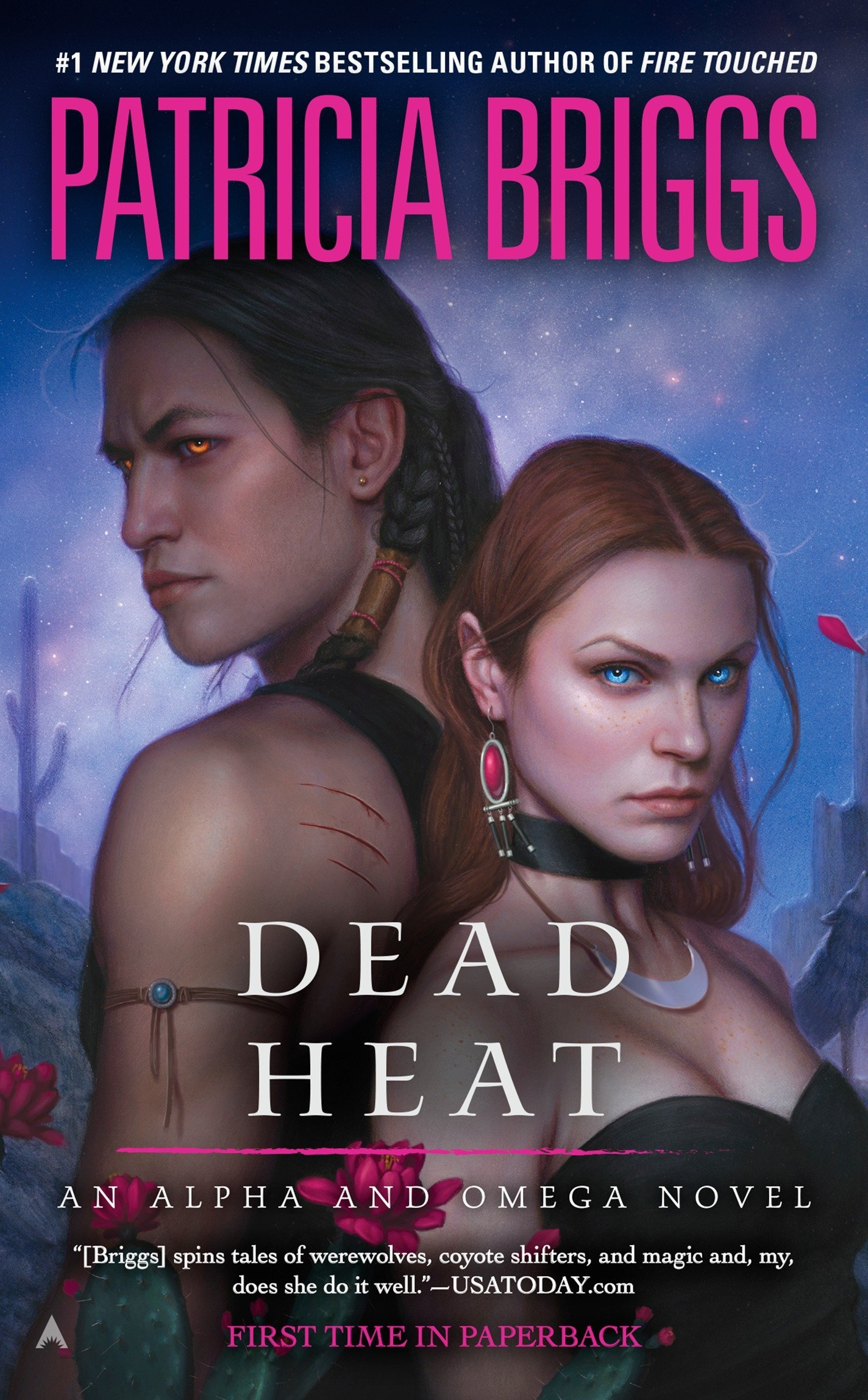 Dead Heat (Alpha and Omega, Band 4)