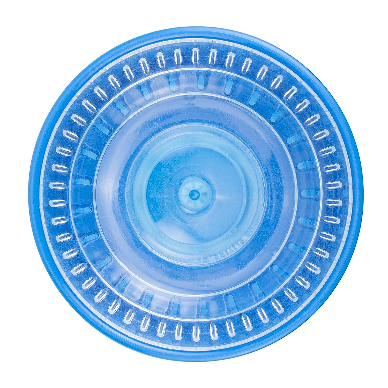 Taza de desayuno 360 tazas color azul Dr Browns Milestones Cheers