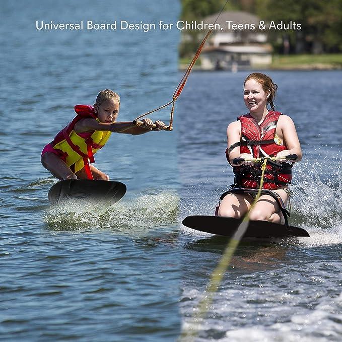 Water Board Sports >> Serenelife Slkb10 Serene Life Thunder Wave Water Sport Knee Board