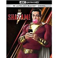 Shazam! (UHD/BD) (4K Ultra HD)