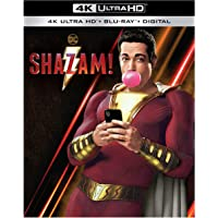 Shazam! (4K Ultra HD + Blu-ray + Digital)