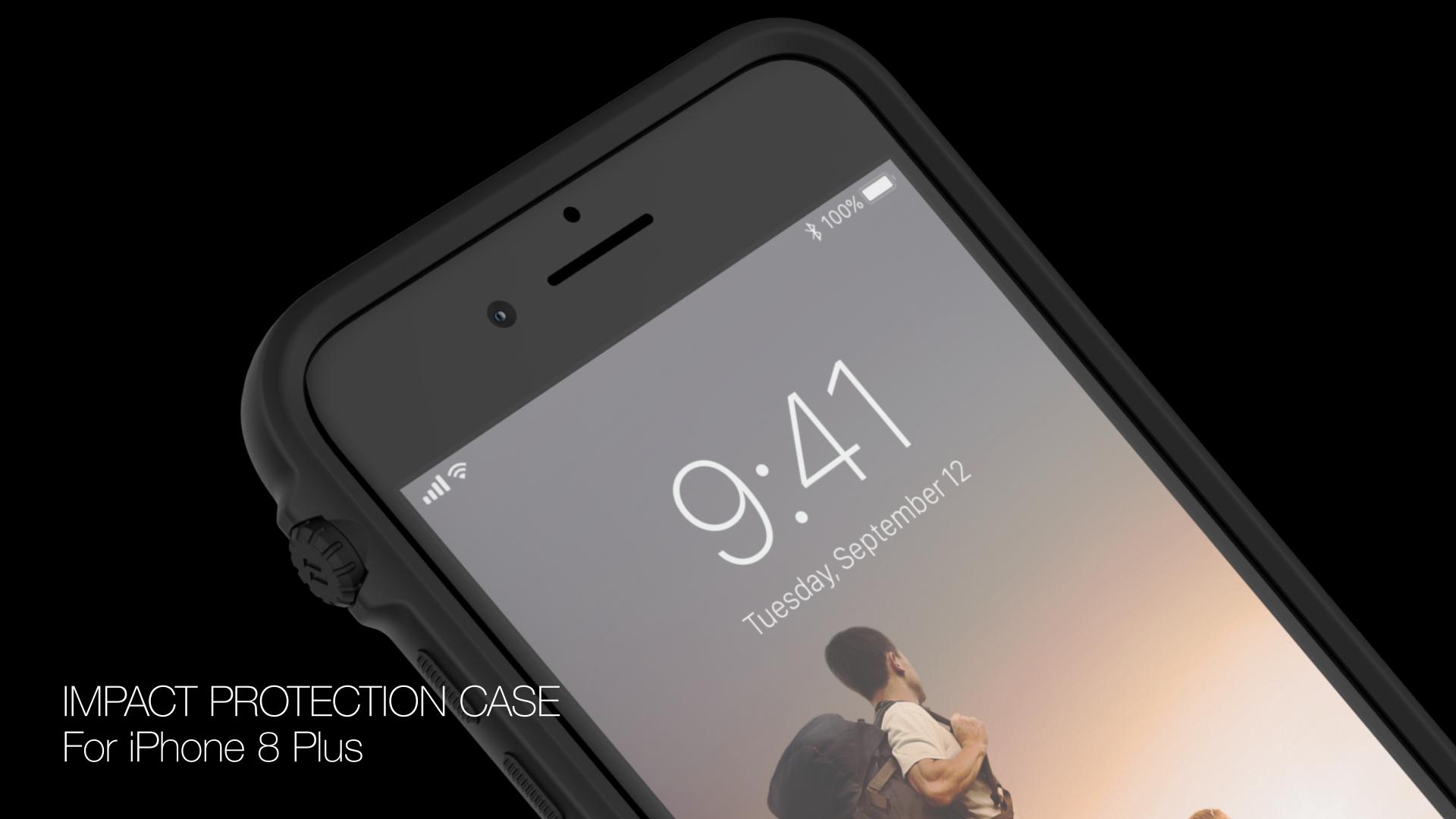 promo code e004a 2e405 Catalyst Impact Protection Case for iPhone 8 Plus