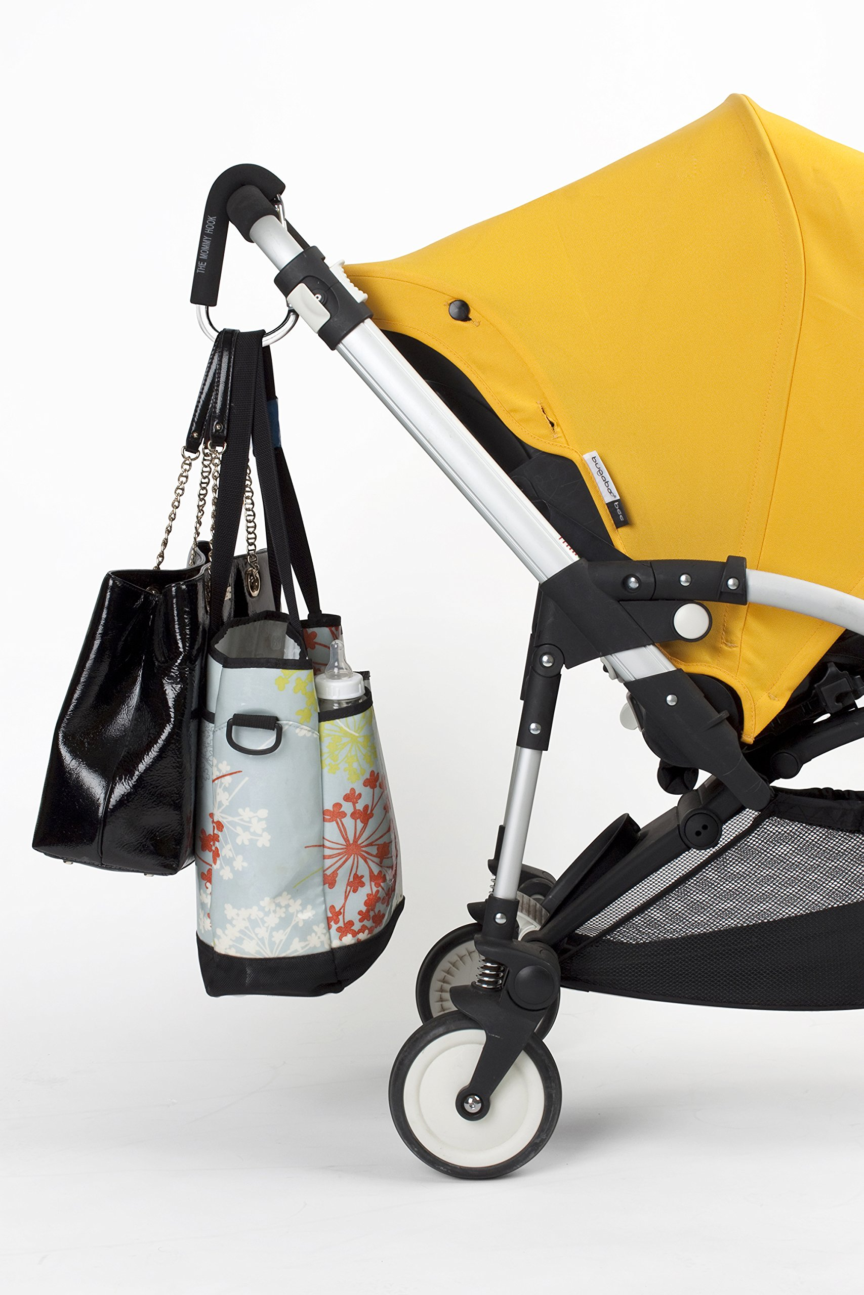 The Original Mommy Hook Stroller Accessory Black by The Mommy Hook (Image #5)