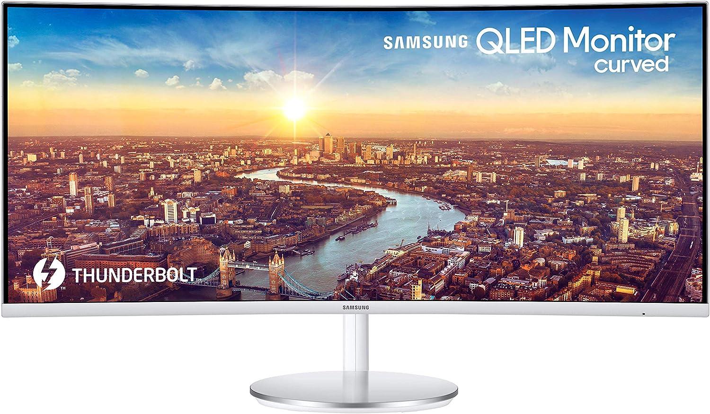Samsung 34-Inch CJ791 Ultrawide Curved Gaming Monitor