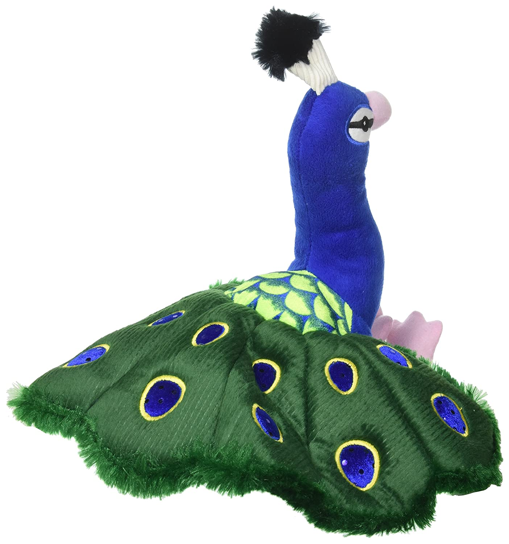 Fiesta Toys Cute Bird Plush 12 Peacock NIXEU A63325