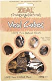 Zeal Free Range Naturals Veal Meaty Bites Dog Treats 125g