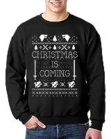 New Way 781 - Crewneck Christmas Is Coming Game Of Thrones Stark Ugly Unisex Pullover Sweatshirt