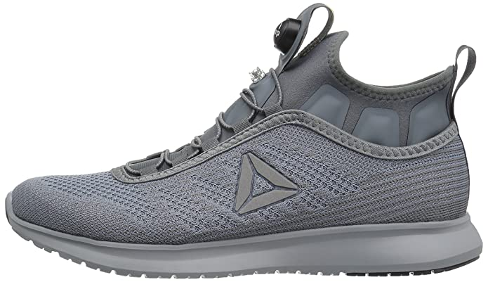 Reebok Men's Pump Plus Ultk Running Shoe, Flint GreyAlloy