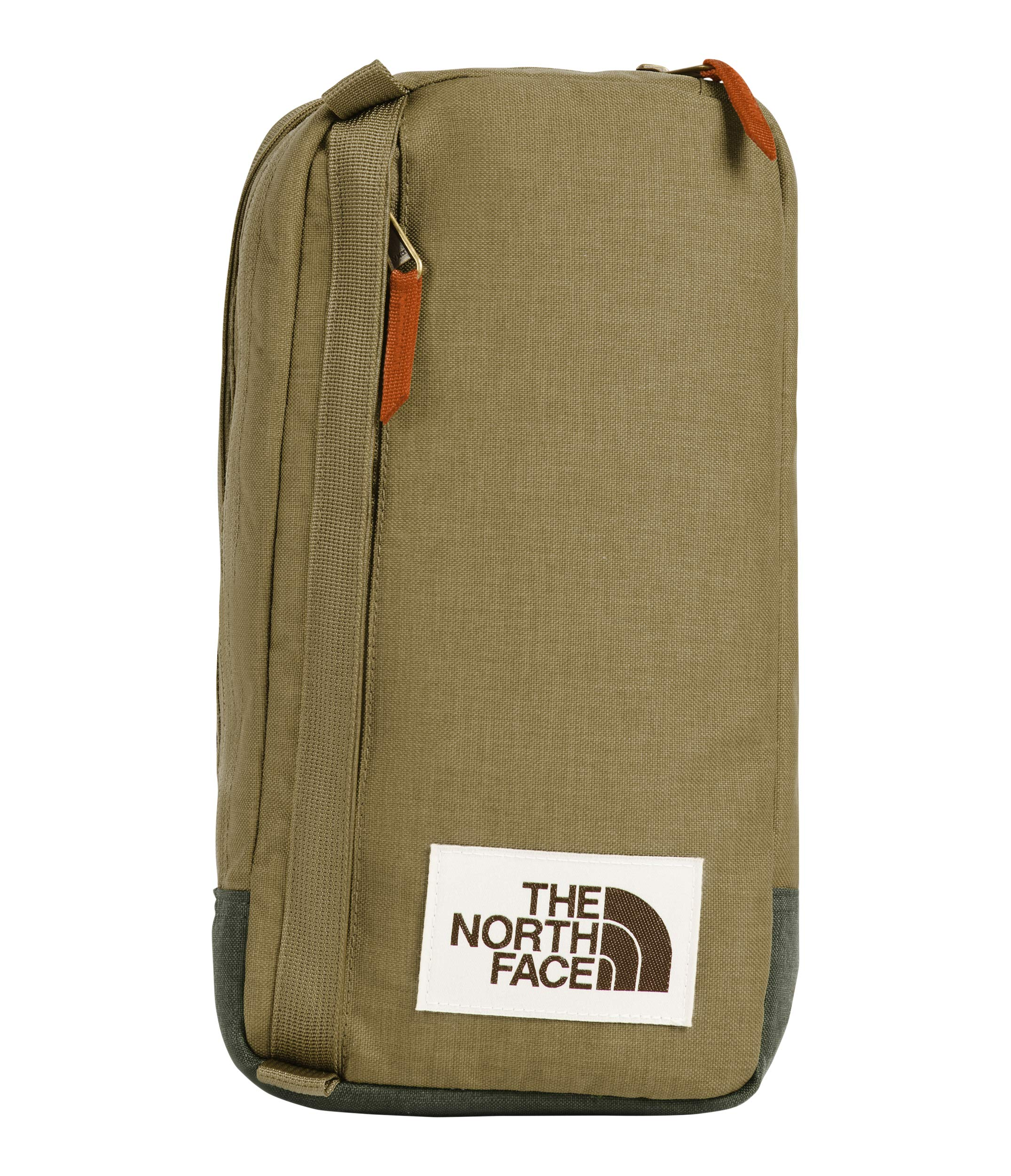 The North Face Field Bag, British Khaki Light Heather/New Taupe Green Light Heather, OS by The North Face