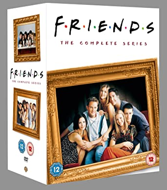 Friends The Complete Series 1 10 Dvd 2004 Amazonco