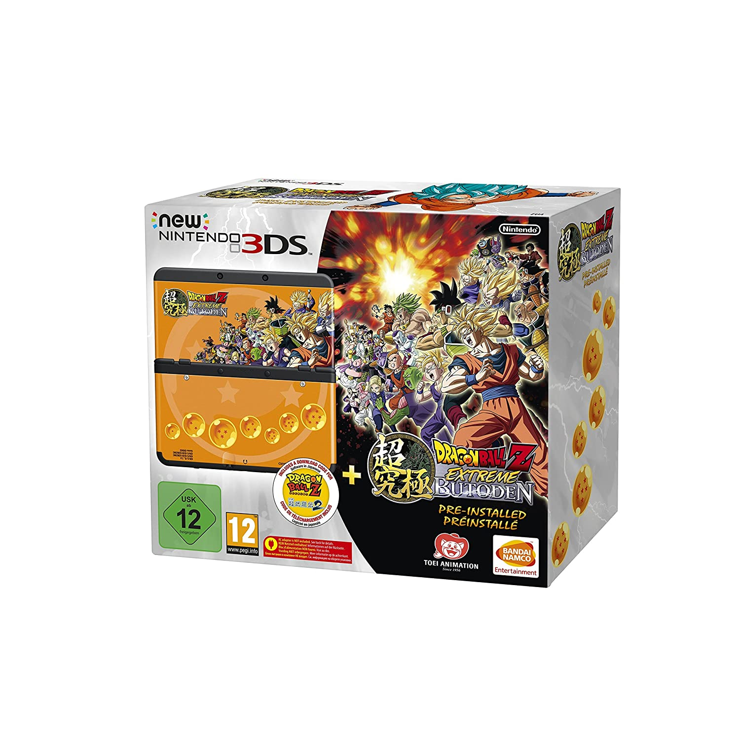 Nintendo 3DS Dragon Ball Z amazon