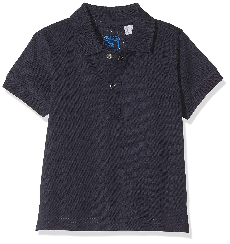 Chicco Baby-M/ädchen Poloshirt Polo Manica Corta