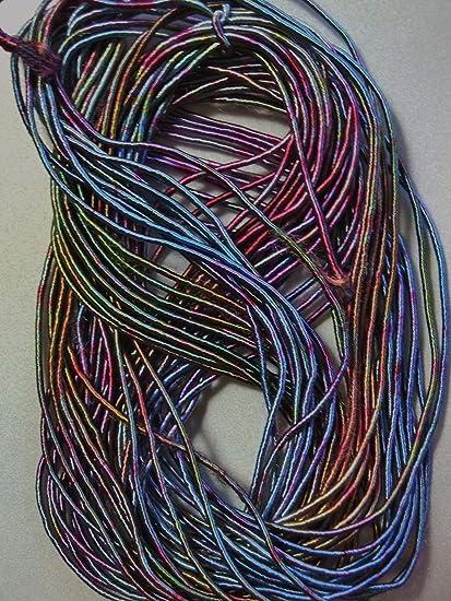 Painters Rayon Gimpe Syringa Threads Cord Tentakulum Embellishment Germany