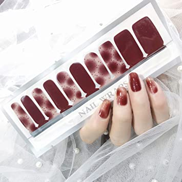 Color Lab 22PCS ADHESION Nail Art Transfer     - Amazon com