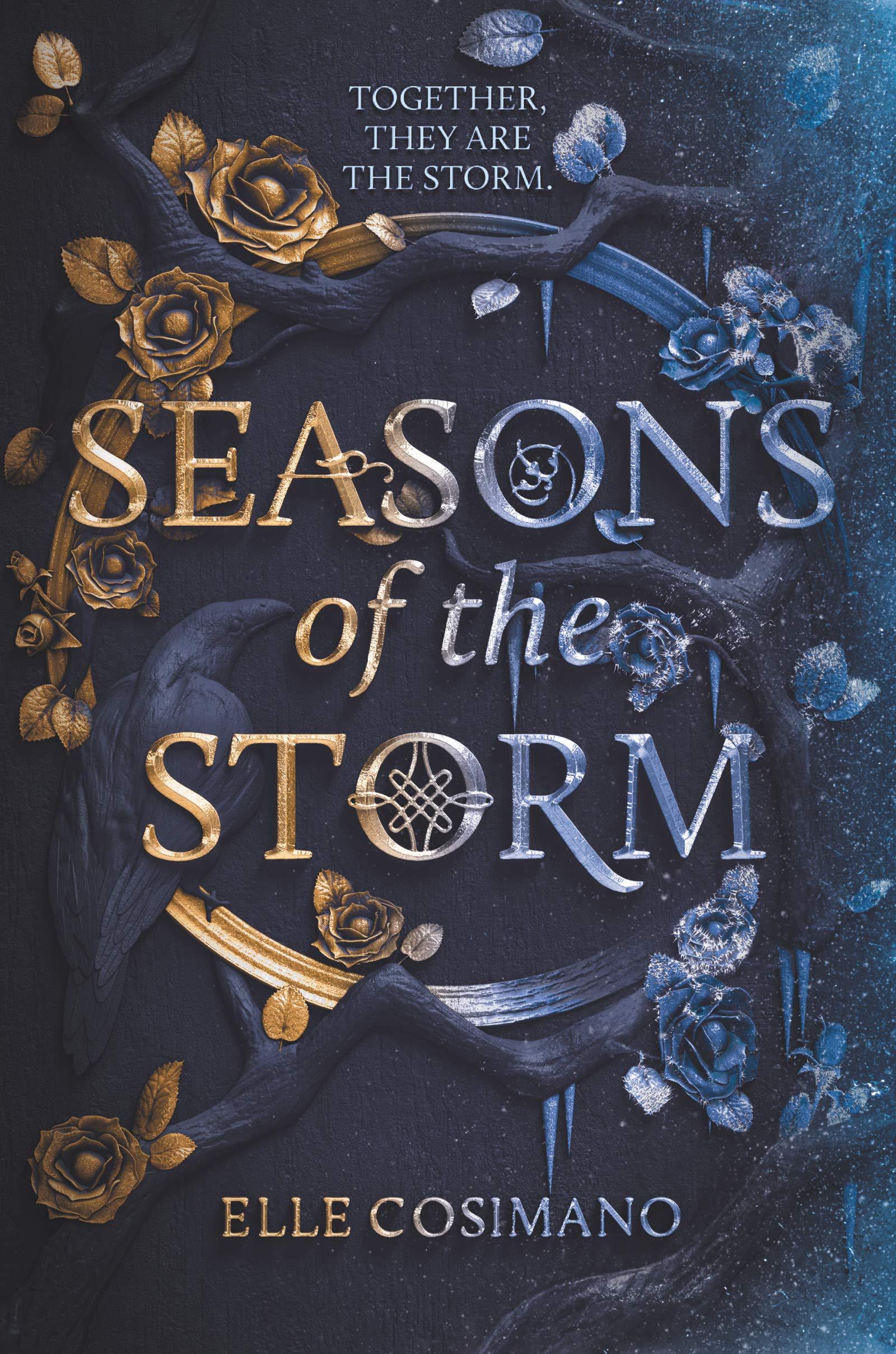 Seasons of the Storm: Amazon.fr: Cosimano, Elle: Livres anglais et étrangers