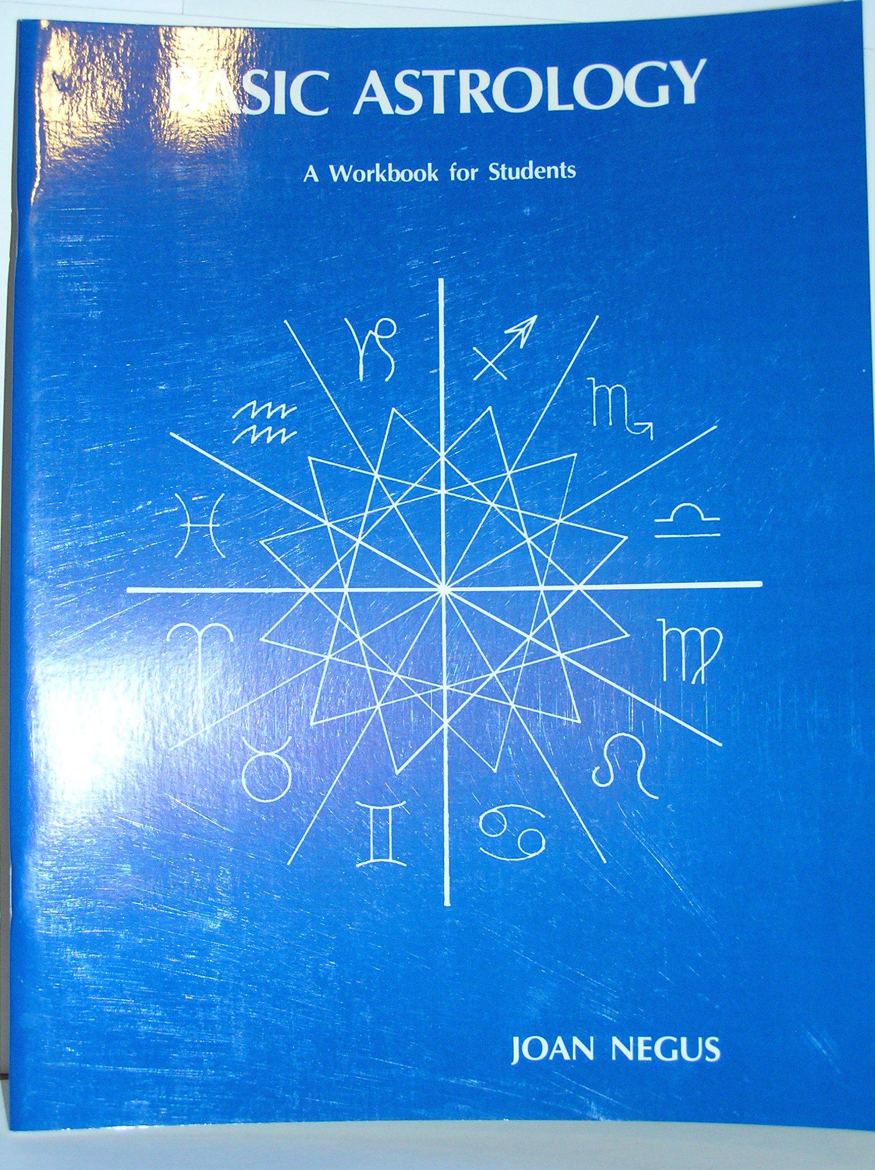Basic Astrology: Workbk: Amazon.es: Negus, Joan: Libros en ...